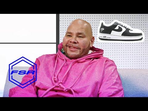 Fat Joe Reveals His Crazy Sneaker Plugs | Full Size Run