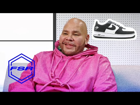 Fat Joe Reveals His Crazy Sneaker Plugs | Full Size Run
