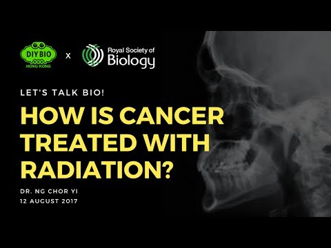 Let's Talk Bio: How is Cancer Treated with Radiation?