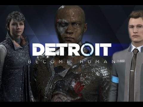 Download Detroit: Become Human part 8 Real help / cyber life store / Kamski