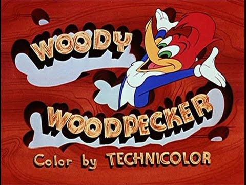 Cartoon Classics Woody Woodpecker Pantry Panic Youtube