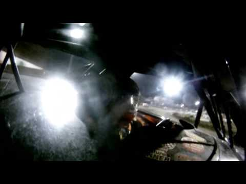 Kyle Strickler and Billy Workman Jr - Florida Speedweeks 2014