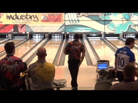 Bill O'Neill 300 Game On Mexico City 2015 Team USA Trials