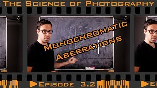 The Lens - Monochromatic Aberrations (Spherical, Coma, Petzval, Distortion)  - Episode 3.2