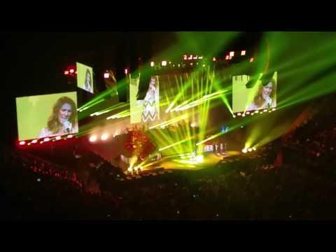 Céline Dion - The Power of Love - Live à Québec - 25/08/2016