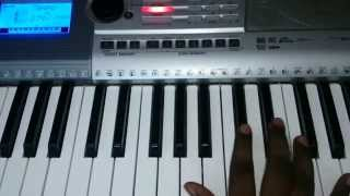 Donu Donu Donu Maari Tamil Song Keyboard Notes