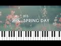 방탄소년단 (BTS) - 봄날 (Spring Day) Piano Cover