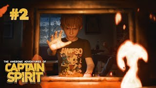 БУДНИ ГЕРОЯ 🥇 The Awesome Adventures of Captain Spirit #2