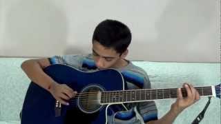 Pani Da Rang Guitar Instrumental - Vicky Donor