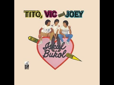 Tito, Vic and Joey - Iskul Bukol (Full Album)