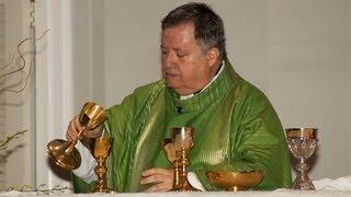 Operation Pedro Pan Group - Thanksgiving Mass 2012