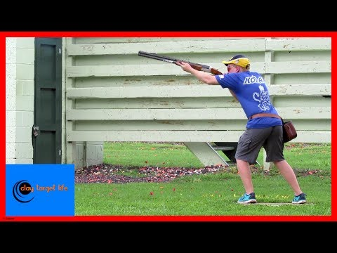 2017 Georgia NSSA Skeet Championship 12 Gauge shoot off **preview**