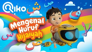 Download Lagu Anak Islami - Mengenal Huruf Hijaiyah - Riko The Series