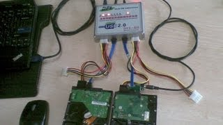 Data Recovery Hardware Products DFL-DE:Installation