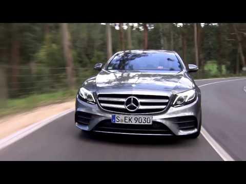 Mercedes Benz - nova E-klasa - Auto Market
