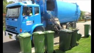 Parramatta City Pt 1 (Garbage Collection)