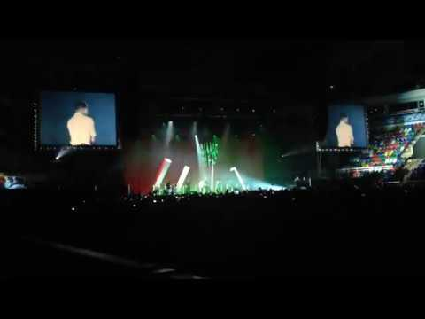 HURTS - Rolling Stone (Live in Moscow...