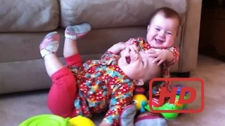 Funny Twin Babies Fighting Over Stuff Compilation (2017)  2017