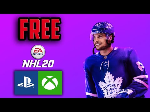 How To Get NHL 20 For FREE [PS4, Xbox One] | NHL 20 FREE Download