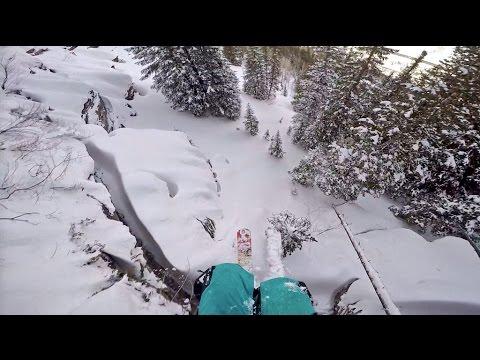 Colorado backcountry skiing AP