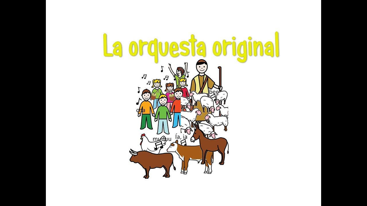 Villancico La Orquesta Original Youtube