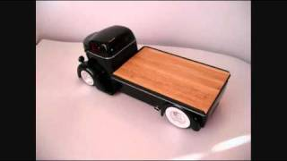 Dioramas And A 1947 Ford Coe Custom Diecast With Wood Deck - Howtomakeadiorama.com
