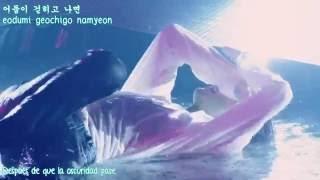 EXO- Baby Don't Cry (Sub Español- Rom- Han)