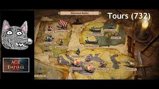 Age of Empires 2: DE Campaigns   Historical Battles   Tours (732)
