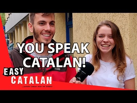How similar is Catalan to your language? | Super Easy Catalan 7