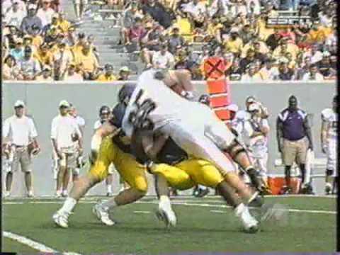 (2005)--WVU vs. East Carolina--6/10