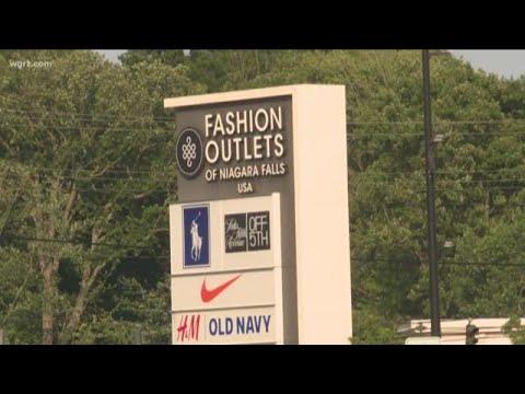 Toronto Family Attacked At Fashion Outlets Of Niagara Falls