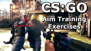 Cs:go Tutorial - Aim Training Tips
