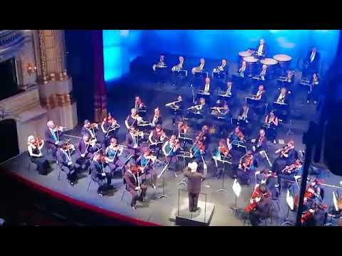"""Tchaikovsky: Symphony No. 6 """"Pathétique"""". 4th mvt.(excerpt). Rijeka Opera Symphony Orchestra."""