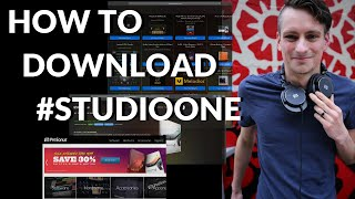 How to Download & Activate #StudioOne