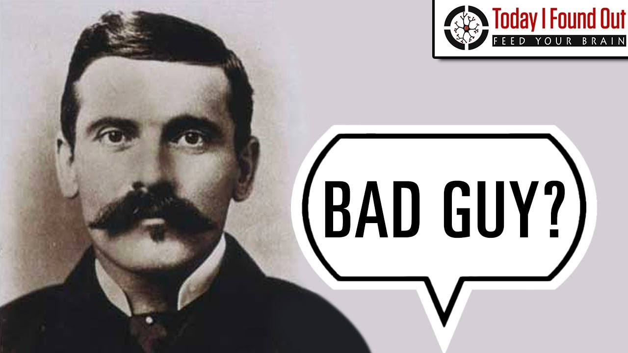 the real doc holliday youtube