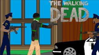 The Walking Dead - Episode 1 [Рисуем Мультфильмы 2 ]