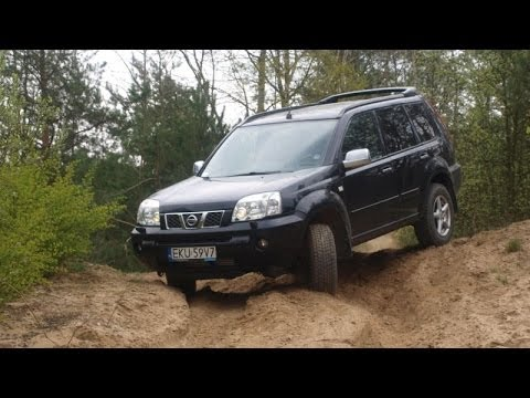 nissan xtrail offroad on sand ii youtube. Black Bedroom Furniture Sets. Home Design Ideas