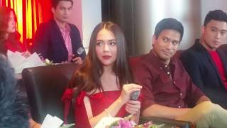 Julia Montes reaction on being named as Daytime Drama Queen