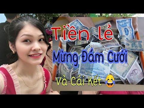 Tiền Giang- Cực Sốc Đi Đám Cưới Với 1 Thùng Tiền Lẻ Troll Cô Dâu - Nguyễn Ngọc Kiều