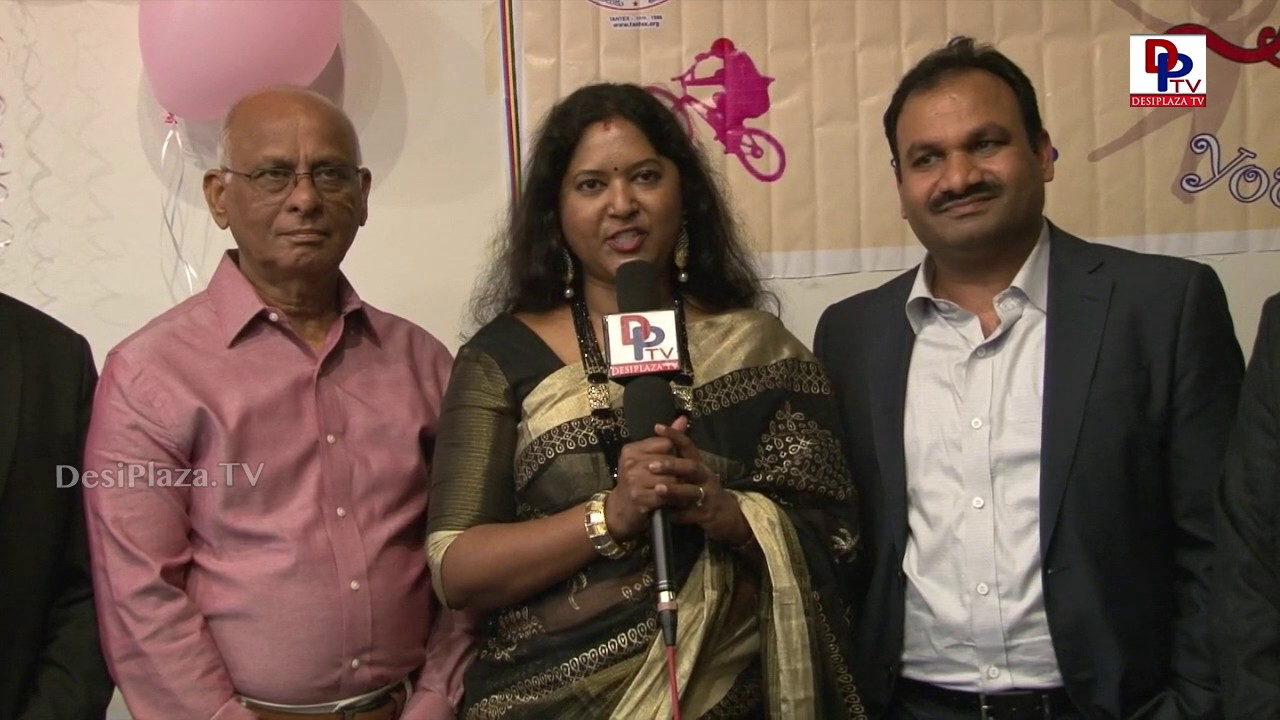 Jyothi Vanam praises all the Moms who actively participated in 'Moms with Teens' event | DesiplazaTV