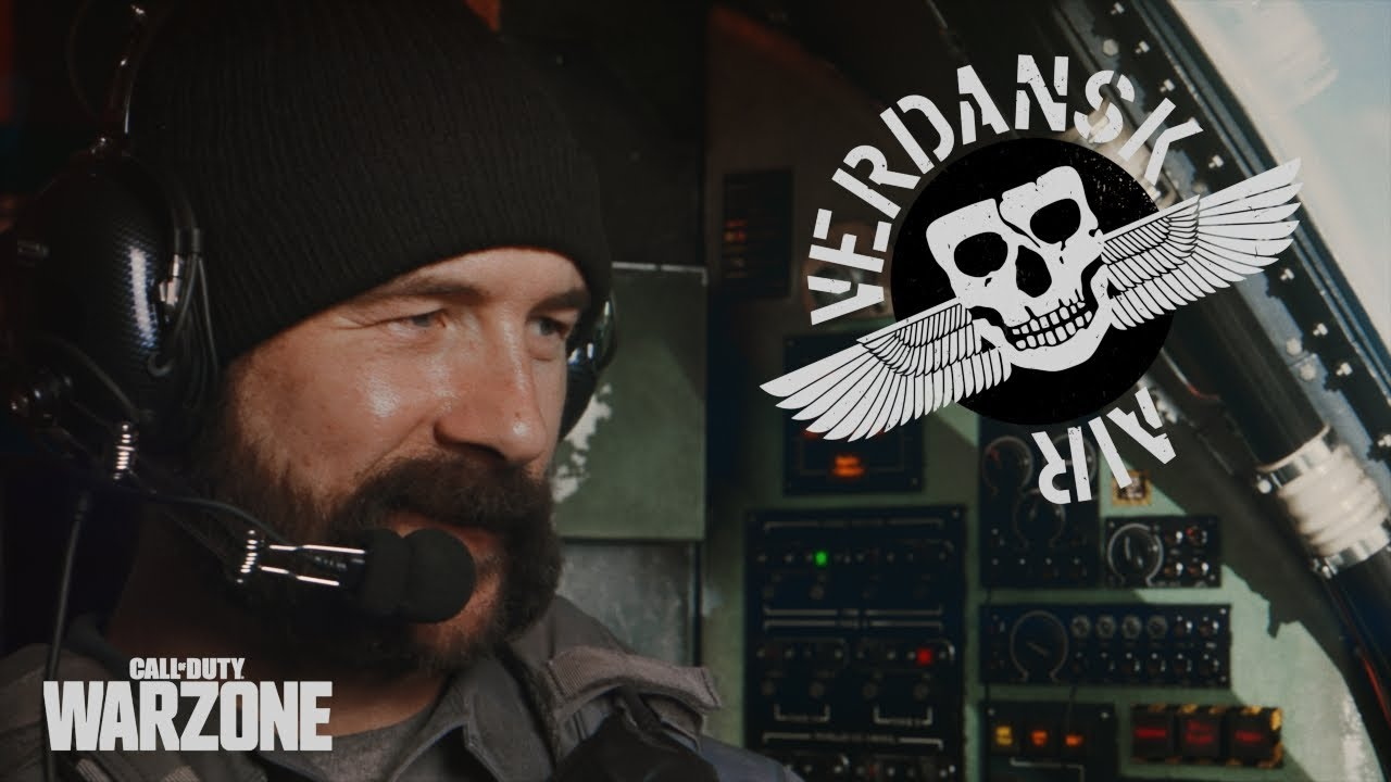 Call of Duty® : Warzone – Bande-annonce Verdansk Air