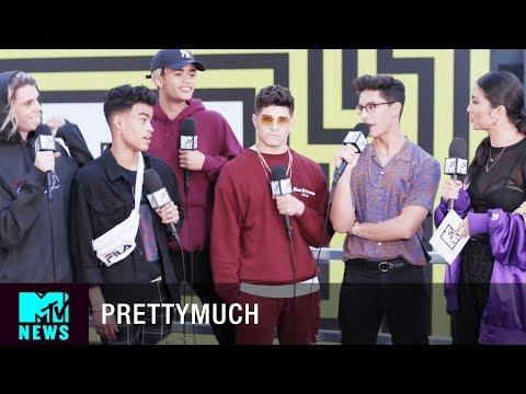 Download Youtube: PRETTYMUCH Discuss Their New Female Anthem 'Teacher'   MTV News