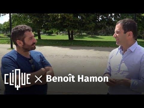 Clique x Benoît Hamon