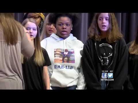 Classmates celebrate life of Tupelo middle schooler