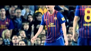 Cristiano Ronaldo Vs Lionel Messi - Goals & Skills - 2011/2012