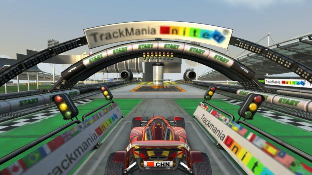 Trackmania Kostenlos Downloaden