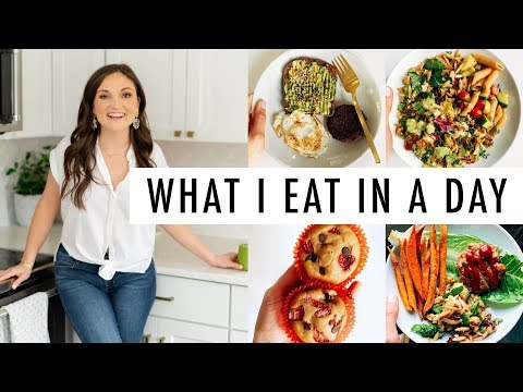 What I Eat In a Day Healthy Eating During Pregnancy (1st Trimester)