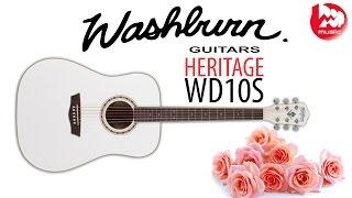 Акустическая гитара WASHBURN WD10S