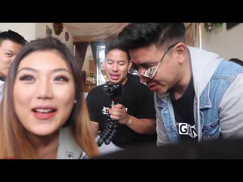 I got pranked by Nepalese Youtubers ( Spicy Ramyun noodles challenge) | Tara Gurung