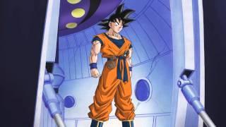 Goku llega a Namekusei